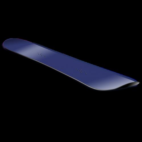 Winterskinz Blue Metallic (Mat) Sticker