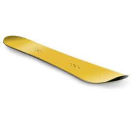 Winterskinz Bright Yellow (gloss) Sticker
